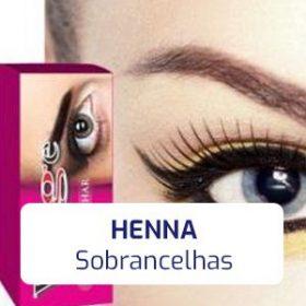 HENNA SOBRANCELHAS