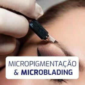 MICROPIGMENTAÇÃO E MICROBLADING