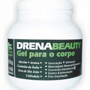 DRENA BEAUTY IONIZÁVEL 500 GRAMAS DERMO HAIR